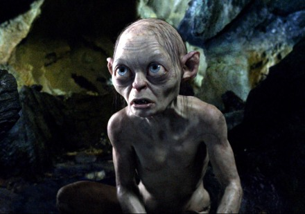 I mean, Gollum still look fantastic.